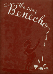 1954 Edition, Benton High School - Benecho Yearbook (Benton, PA)