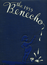 Page 1, 1955 Edition, Benton High School - Benecho Yearbook (Benton, PA) online yearbook collection