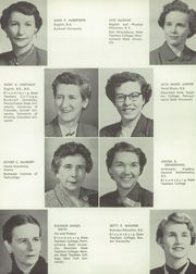 Page 14, 1955 Edition, Benton High School - Benecho Yearbook (Benton, PA) online yearbook collection