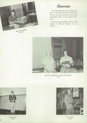 Page 16, 1955 Edition, Benton High School - Benecho Yearbook (Benton, PA) online yearbook collection