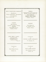 Page 55, 1941 Edition, Vincentian High School - Vincentian Yearbook (Pittsburgh, PA) online yearbook collection
