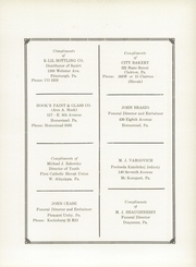 Page 57, 1941 Edition, Vincentian High School - Vincentian Yearbook (Pittsburgh, PA) online yearbook collection