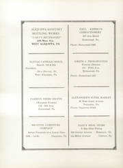 Page 66, 1941 Edition, Vincentian High School - Vincentian Yearbook (Pittsburgh, PA) online yearbook collection