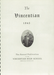 Page 5, 1945 Edition, Vincentian High School - Vincentian Yearbook (Pittsburgh, PA) online yearbook collection