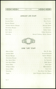 Page 10, 1934 Edition, Fifth Avenue High School - Archer Yearbook (Pittsburgh, PA) online yearbook collection