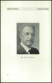 Page 8, 1934 Edition, Fifth Avenue High School - Archer Yearbook (Pittsburgh, PA) online yearbook collection