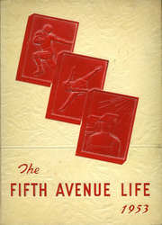 1953 Edition, Fifth Avenue High School - Archer Yearbook (Pittsburgh, PA)
