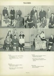 Page 16, 1953 Edition, Fifth Avenue High School - Archer Yearbook (Pittsburgh, PA) online yearbook collection