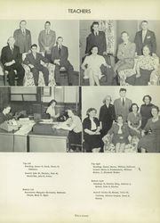 Page 17, 1953 Edition, Fifth Avenue High School - Archer Yearbook (Pittsburgh, PA) online yearbook collection