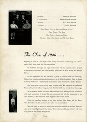 Page 16, 1946 Edition, St Clair High School - Clairian Yearbook (St Clair, PA) online yearbook collection