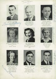 Page 12, 1949 Edition, St Clair High School - Clairian Yearbook (St Clair, PA) online yearbook collection