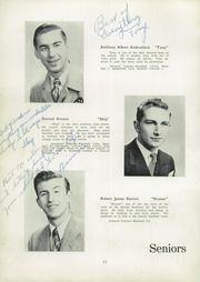Page 16, 1949 Edition, St Clair High School - Clairian Yearbook (St Clair, PA) online yearbook collection
