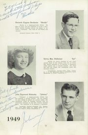 Page 17, 1949 Edition, St Clair High School - Clairian Yearbook (St Clair, PA) online yearbook collection