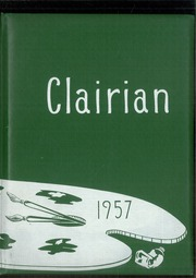 Page 1, 1957 Edition, St Clair High School - Clairian Yearbook (St Clair, PA) online yearbook collection