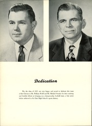 Page 10, 1957 Edition, St Clair High School - Clairian Yearbook (St Clair, PA) online yearbook collection