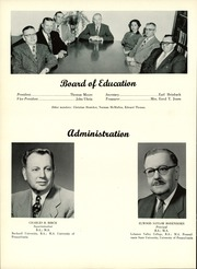 Page 12, 1957 Edition, St Clair High School - Clairian Yearbook (St Clair, PA) online yearbook collection
