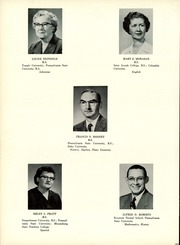 Page 14, 1957 Edition, St Clair High School - Clairian Yearbook (St Clair, PA) online yearbook collection
