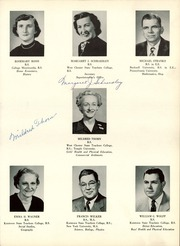 Page 15, 1957 Edition, St Clair High School - Clairian Yearbook (St Clair, PA) online yearbook collection