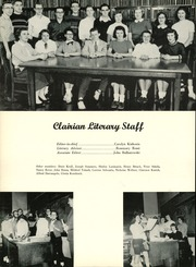 Page 8, 1957 Edition, St Clair High School - Clairian Yearbook (St Clair, PA) online yearbook collection