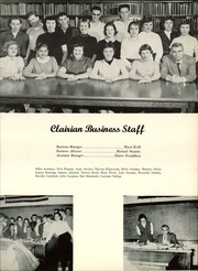 Page 9, 1957 Edition, St Clair High School - Clairian Yearbook (St Clair, PA) online yearbook collection