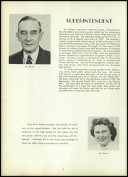 Page 12, 1951 Edition, Carnegie High School - Voyager Yearbook (Carnegie, PA) online yearbook collection