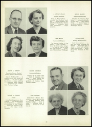 Page 14, 1951 Edition, Carnegie High School - Voyager Yearbook (Carnegie, PA) online yearbook collection