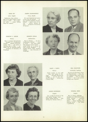 Page 15, 1951 Edition, Carnegie High School - Voyager Yearbook (Carnegie, PA) online yearbook collection
