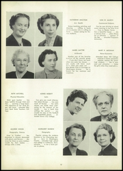 Page 16, 1951 Edition, Carnegie High School - Voyager Yearbook (Carnegie, PA) online yearbook collection