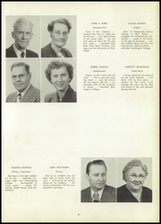 Page 17, 1951 Edition, Carnegie High School - Voyager Yearbook (Carnegie, PA) online yearbook collection