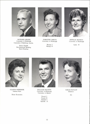Page 16, 1962 Edition, Carnegie High School - Voyager Yearbook (Carnegie, PA) online yearbook collection