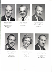 Page 17, 1962 Edition, Carnegie High School - Voyager Yearbook (Carnegie, PA) online yearbook collection