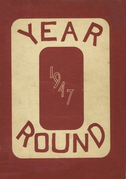 Page 1, 1947 Edition, East Brady High School - Voyager Yearbook (East Brady, PA) online yearbook collection