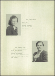Page 13, 1947 Edition, East Brady High School - Voyager Yearbook (East Brady, PA) online yearbook collection