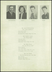 Page 14, 1947 Edition, East Brady High School - Voyager Yearbook (East Brady, PA) online yearbook collection