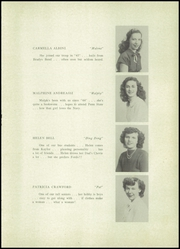 Page 17, 1947 Edition, East Brady High School - Voyager Yearbook (East Brady, PA) online yearbook collection