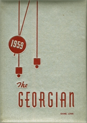 1959 Edition, Fairchance Georges High School - Georgian Yearbook (Uniontown, PA)