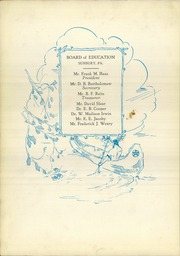 Page 14, 1927 Edition, Sunbury High School - La Vie Yearbook (Sunbury, PA) online yearbook collection