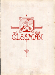 Page 7, 1927 Edition, Bellevue High School - Gleeman Yearbook (Bellevue, PA) online yearbook collection