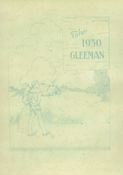 Page 4, 1930 Edition, Bellevue High School - Gleeman Yearbook (Bellevue, PA) online yearbook collection