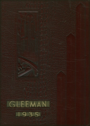 1935 Edition, Bellevue High School - Gleeman Yearbook (Bellevue, PA)