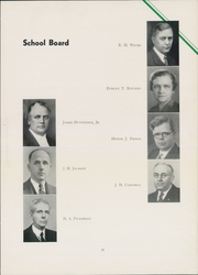 Page 11, 1936 Edition, Bellevue High School - Gleeman Yearbook (Bellevue, PA) online yearbook collection