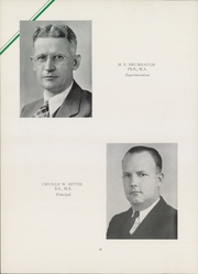 Page 12, 1936 Edition, Bellevue High School - Gleeman Yearbook (Bellevue, PA) online yearbook collection