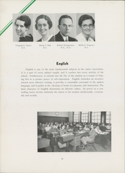 Page 16, 1936 Edition, Bellevue High School - Gleeman Yearbook (Bellevue, PA) online yearbook collection