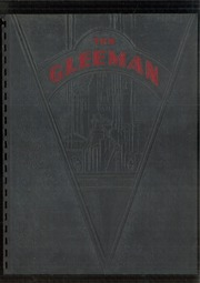 1938 Edition, Bellevue High School - Gleeman Yearbook (Bellevue, PA)