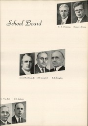 Page 15, 1938 Edition, Bellevue High School - Gleeman Yearbook (Bellevue, PA) online yearbook collection