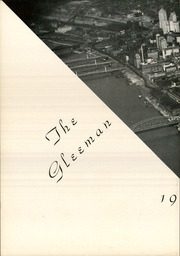 Page 6, 1938 Edition, Bellevue High School - Gleeman Yearbook (Bellevue, PA) online yearbook collection