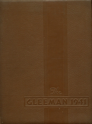 1941 Edition, Bellevue High School - Gleeman Yearbook (Bellevue, PA)