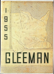 1955 Edition, Bellevue High School - Gleeman Yearbook (Bellevue, PA)