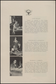 Page 16, 1930 Edition, Coraopolis High School - Review Yearbook (Coraopolis, PA) online yearbook collection