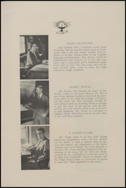 Page 17, 1930 Edition, Coraopolis High School - Review Yearbook (Coraopolis, PA) online yearbook collection